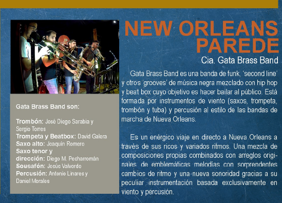 New orleans parede